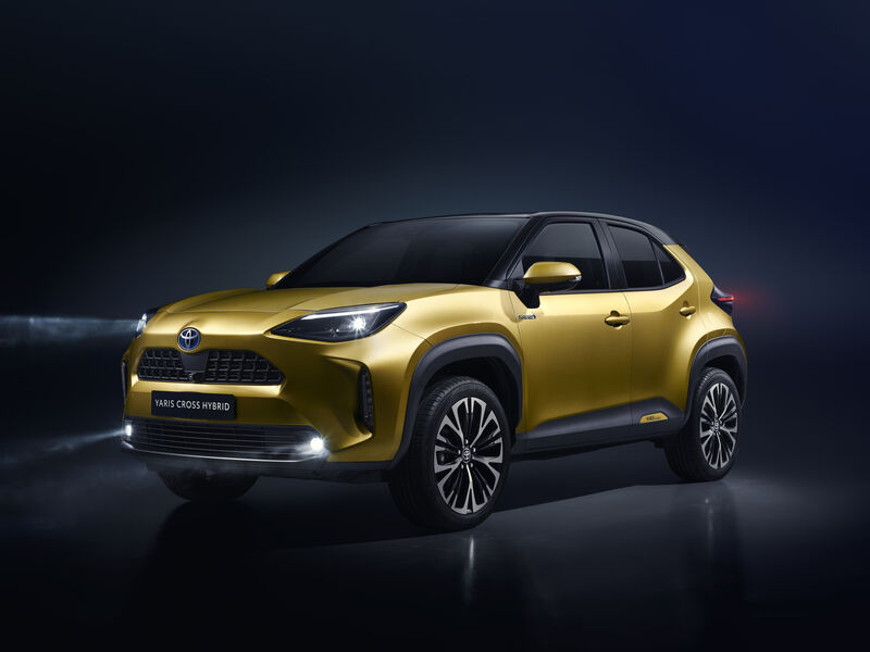 Toyota lanciert den Yaris Cross
